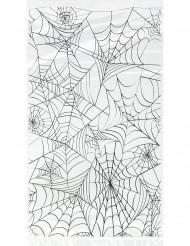 20 Sacos de plástico para rebuçados Teia de aranhaHalloween