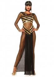 Disfarce deusa egipcia
