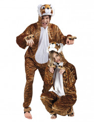 Disfarce de tigro adulto
