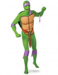 Fato de Donatello das Tartarugas Ninja™- segunda pele adulto