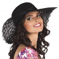 Esse chapéu preto mulher