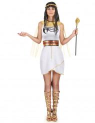 Disfarce egípcia mulher
