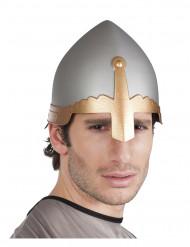 Capacete cavaleiro medieval adulto