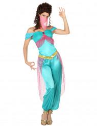 Disfarce dançarina oriental mulher