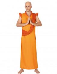Disfarce budista homem