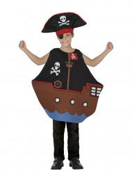 Difarce pirata para criança