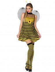 Disfarce abelha mulher