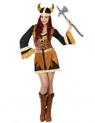 Disfarce viking para mulher