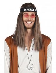 Kit hippie adulto