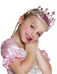 Coroa Happy birthday menina