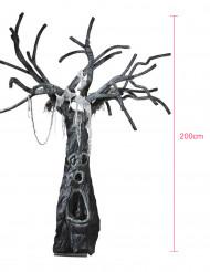 Arvore assombrada gigante Halloween 2 metros