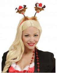 Bandolete pequena rena Natal