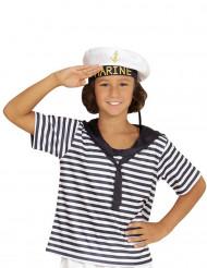 Kit de marinheiro criança