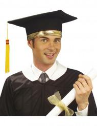 Chapéu de estudante adulto