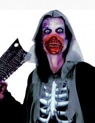 Boca zumbi Halloween