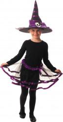 Kit bruxa menina Halloween