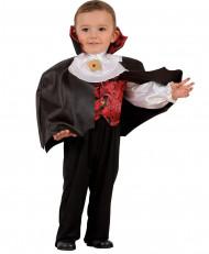 Disfarce conde vampiro bébé Halloween