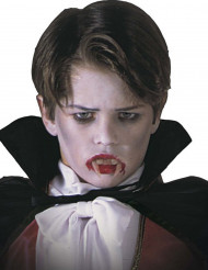 Dentadura vampiro criança Halloween