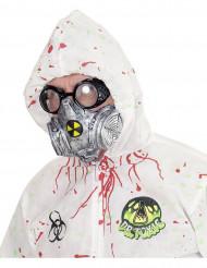 Máscara gás tóxico adulto Halloween