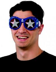 Óculos Captain America™ adulto