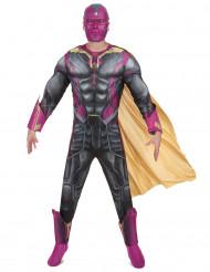 Disfarce adulto luxo Visão - Avengers™ movie 2