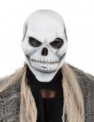 Máscara caveira esqueleto adulto Halloween