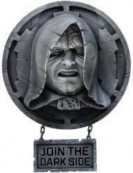 Decoração para parede Imperador Palpatine - Star Wars™