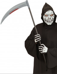 Foice ensanguentada 107 cm Halloween