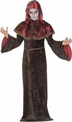 Disfarce homem dos templários criança Halloween