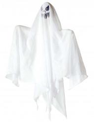 Decoração fantasma luminoso 50 cm Halloween