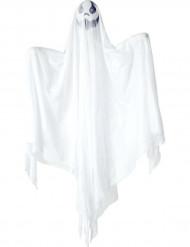 Decoração para suspender fantasma luminoso Halloween 90 cm