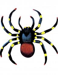 2 aranhas coloridas 10 cm Halloween