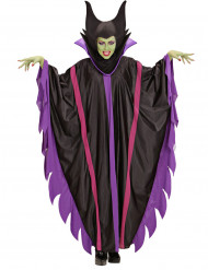 Disfarce condessa do mal mulher Halloween