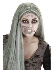 Frasco maquilhagem pele zumbi adulto Halloween