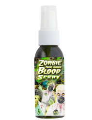 Spray sangue falso tóxico verde 48 ml Halloween