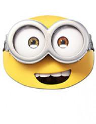 Máscara Bob Minions™
