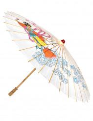 Guarda chuva chinês
