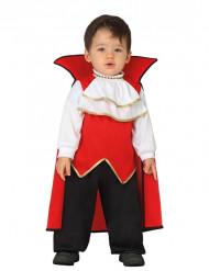 Disfarce vampiro bébé Halloween