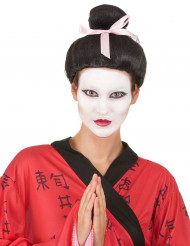 Peruca geisha mulher