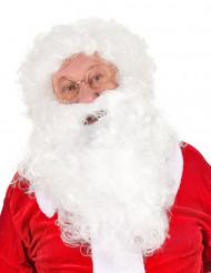 Peruca e barba Pai Natal- 235 g