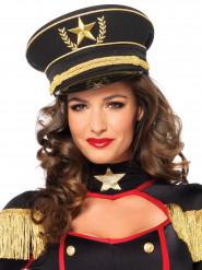 Chapéu de militar para adulto