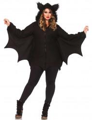 Disfarce Morcego mulher Halloween