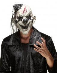 Máscara palhaço de terror adulto Halloween