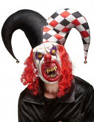 Máscara de látex joker adulto Halloween