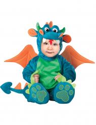 Disfarce Dragão para bebé - Luxo
