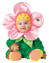 Disfarce Flor para bébé - Luxo