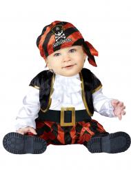 Disfarce de pirata para bébé - Clássico