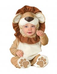 Disfarce Leão para bébé - Clássico
