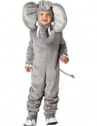 Disfarce Elefante criança - Premium