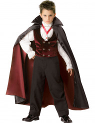 Disfarce Vampiro Gótico menino - Premium Halloween